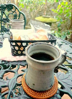 090329カルダモンコーヒー