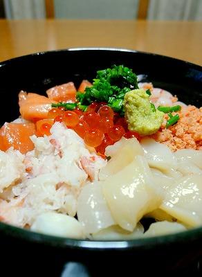 090507海鮮丼