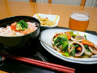 090507夕食