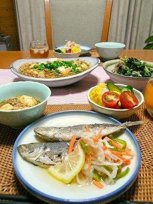090527夕食