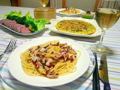 090606夕食