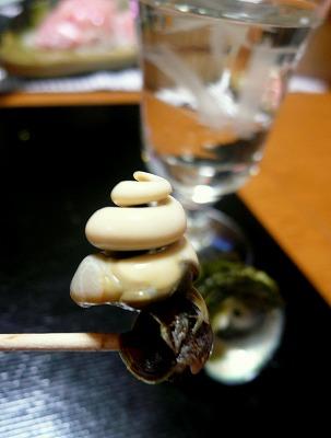 090607お酒とつぶ貝