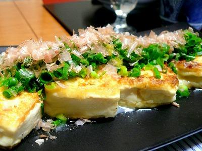 090616豆腐ステーキ