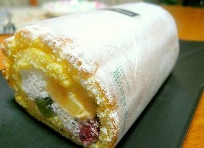 090617ロールケーキ