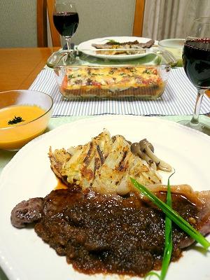 090723夕食