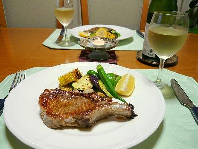 090731夕食