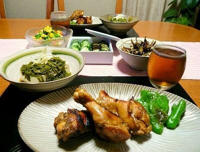 090722夕食