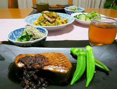 090729夕食