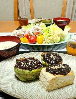 090819夕食