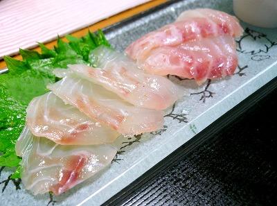 090823魚の昆布〆