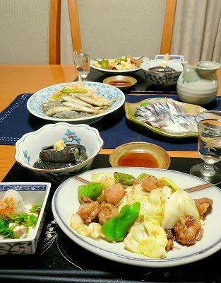 090909夕食
