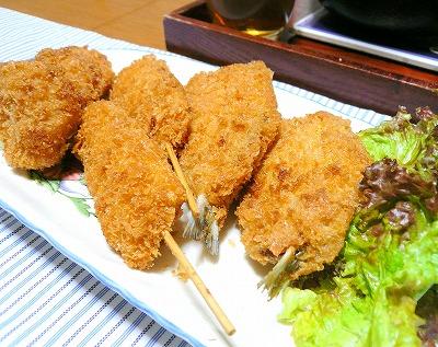 090917フライのお惣菜