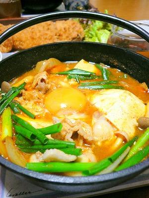 090917スンドゥブ豆腐