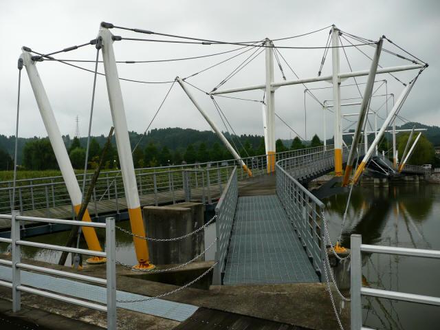 十二町潟横断橋4