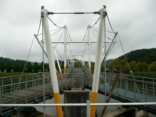十二町潟横断橋5