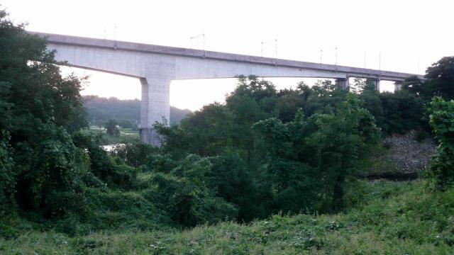 吾妻川橋梁2