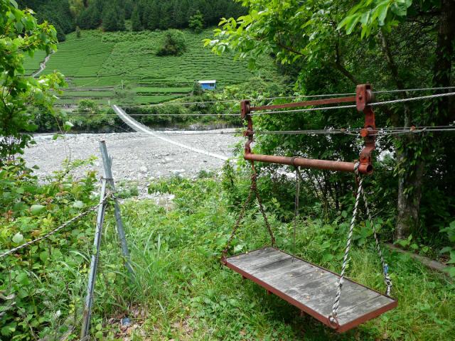入島つり橋2