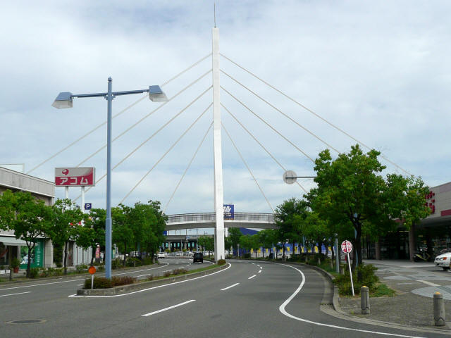 白鳥歩道橋6