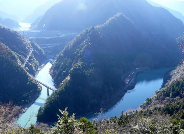 長島ダム周辺1