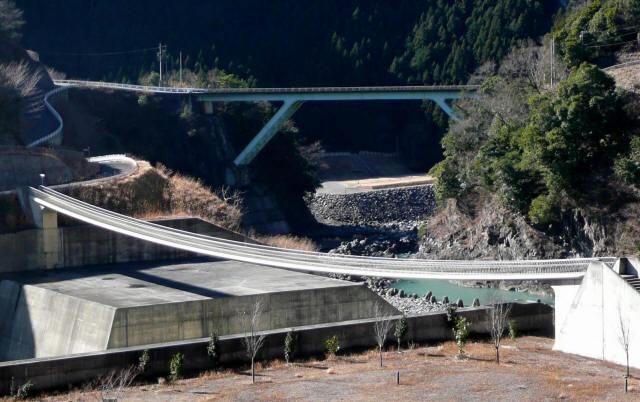 長島ダム周辺9