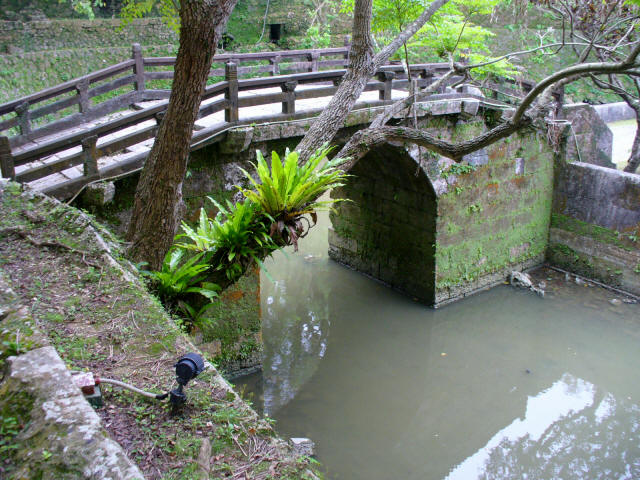 首里城の石橋1