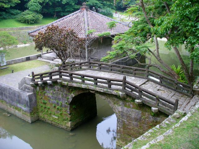 首里城の石橋3
