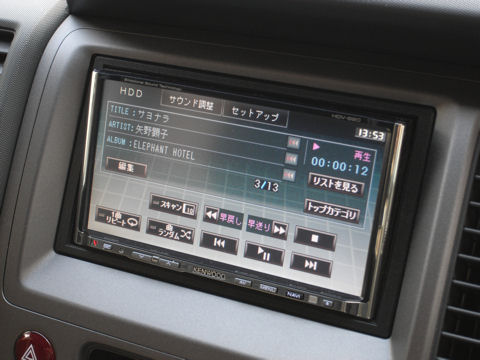 HDV990画像なしサンプル