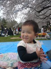 野川公園にて2