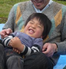 野川公園・あっちゃん