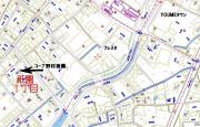 コープ野村祇園 地図