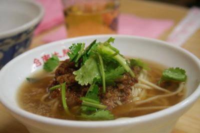 タンツー麺
