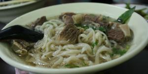 清燉牛肉麺