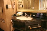 洗面所も綺麗だ。