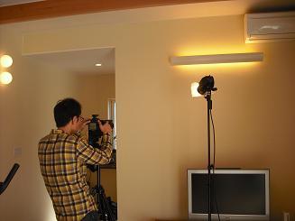 O邸撮影3