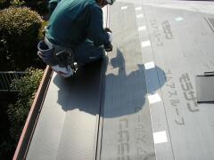 屋根工事 021