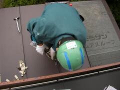 屋根工事 089