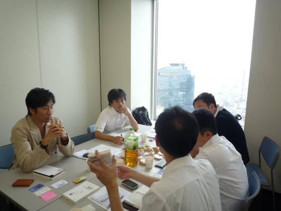 坂田さんのグループ