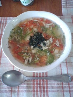 4月2日のスープ