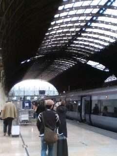 プレストン駅