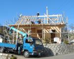 屋根垂木取り付け2