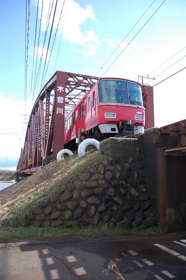 30鉄橋下