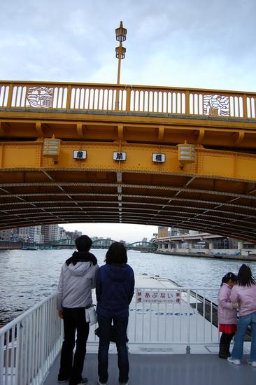 098黄色橋