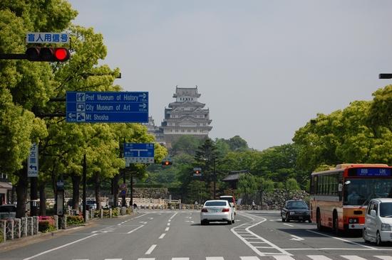 36姫路城道路