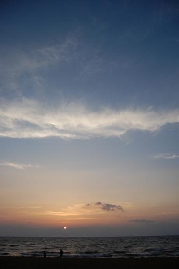 09夕日空