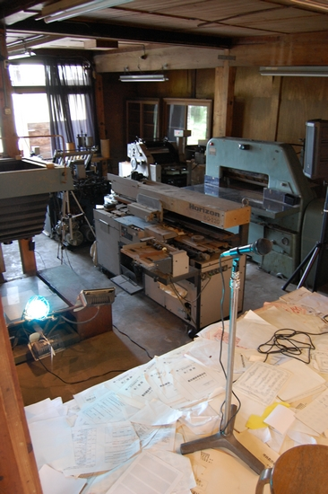 19印刷機
