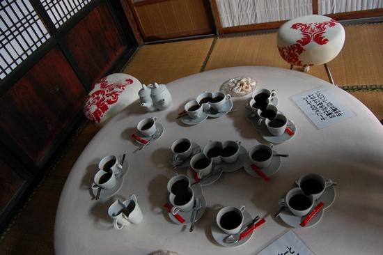 20テーブルコーヒー