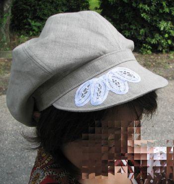 帽子ブログ2