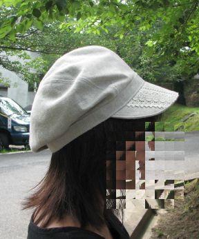 帽子ブログ3