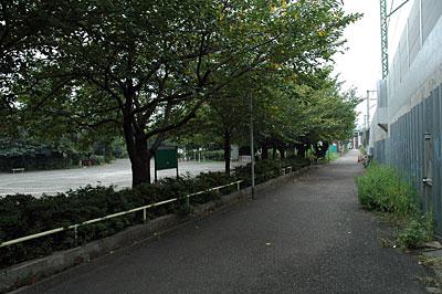 総持寺駅跡