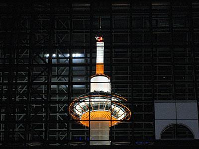 京都駅夜景